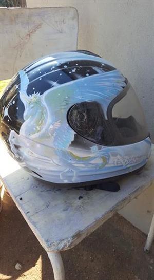 Kiddies helmets