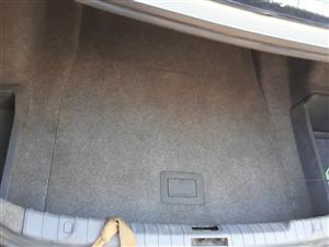 BMW Boot Floorboards