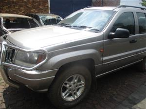 JEEP GRAND CHEROKEE 3.0 V6 OVERLAND STRIPPING FOR SPARES