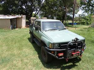 1997 Toyota Hilux double cab HILUX 2.4 GD 6 RB S P/U D/C