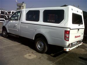 BRAND NEW MAHINDRA GENIO LWB CANOPY FOR SALE!!!!