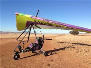 Microlight Trike - Aerotrike Spirit II