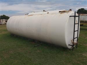 10000 Liter Water Tank