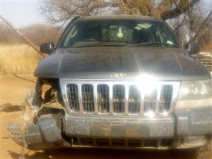 2003 Jeep Grand Cherokee 4.7L Laredo