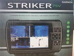 Garmin STRIKER 7 SV Colour Sounder Sonar Fish Finder +Transducer