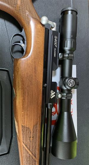 Air Arms .177 PCP