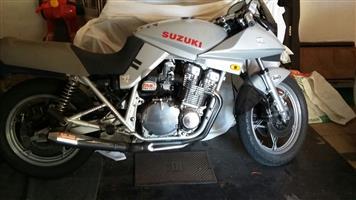 1984 Suzuki Katana