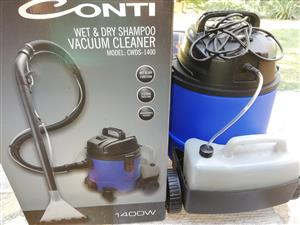 Conti Wet and dry shampoo and vacuum cleaner