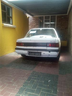 1991 Honda Ballade 1.5 Trend auto
