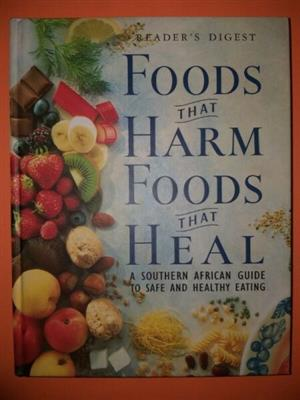 Foods That Harm Foods That Heal - Reader's Digest. for sale  Johannesburg - East Rand