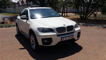 2012 BMW X6 xDrive40d Exterior Design Pure Extravagance