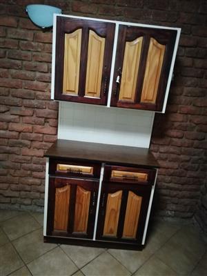 Double door kitchen cabinet for sale