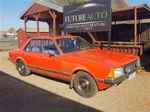 1974 Ford Granada