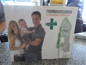 Pharmacist Choice Ultrasonic Nebuliser
