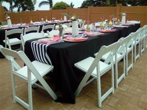 Events,functions,decorations,catering,lounge set up &party hire