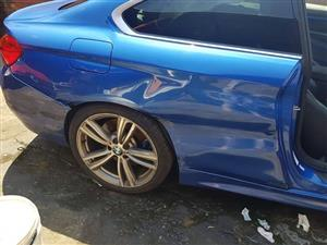 BMW 435I Rims For Sale