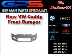 New VW Caddy Front Bumper for Sale