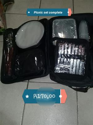 Complete picnic set for sale