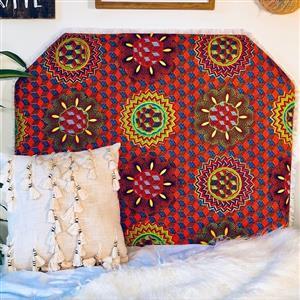 African Print Headboards