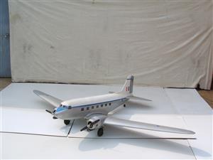Dakota DC3 RC plane
