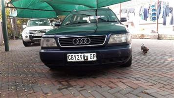 1996 Audi A5 cabriolet 1.8T SE