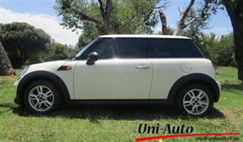2013 Mini Hatch 3-door MINI ONE 1.5T