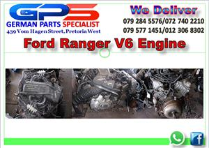 FORD RANGER V6 ENGINE FOR SALE