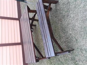 Patio Picnic set for sale