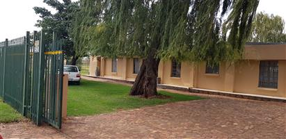 Springs To Let  R2500.00