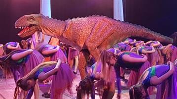 Children's Dinosaur Party Business