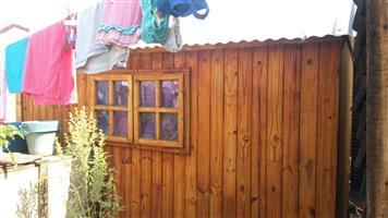 3x4m wendy house for sale
