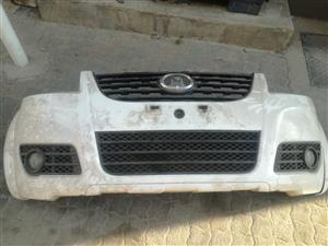 GWM STEED 5 complete bumper for sale