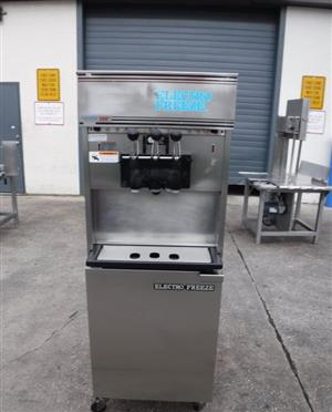 Brand New Commercial Ice Cream Machine – 3 Flavour for sale