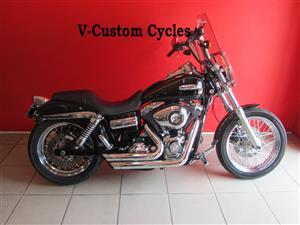 2010 Harley Davidson Dyna