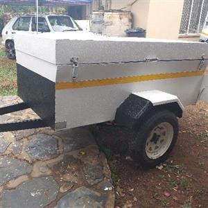 Large 6foot trailer good condition