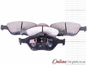 Ford Fiesta/Figo 2004- Brake Pads