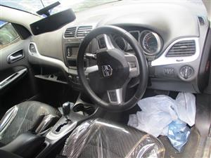 DODGE JOURNEY 3.6 2012 STRIPPING FOR SPARES