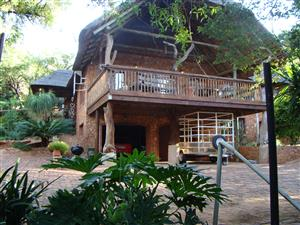 4.1ha Smallholding Located in the beautiful Magaliesbeg mountain range on the R513. Serious buyers only.