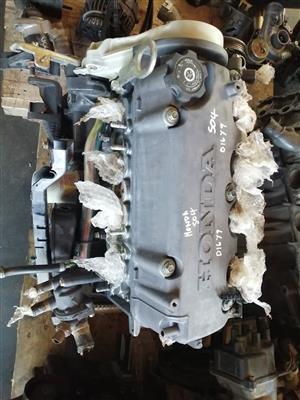 Honda ballade s04 160i engine for sale
