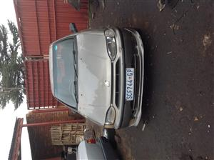 Stripping Fiat Palio 2 2005 for Spares
