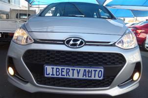 2018 Hyundai i10 1.25 Fluid auto