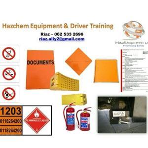 Hazchem training /Compliance