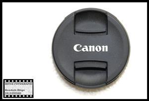 58mm - Canon Front Lens Cap