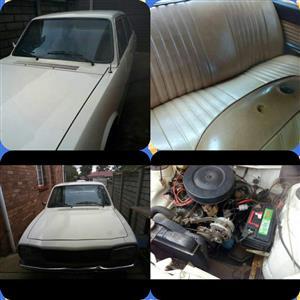 1984 Peugeot RCZ