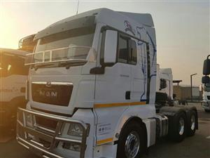 MAN TGX 26.540 BLS XLX DOUBLE DIFF TRUCK TRACTOR please call:                    074 860 0898  R600-000
