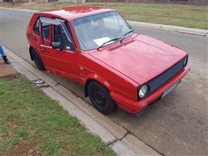 1986 VW Citi CITI CHICO 1.4