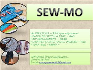 Let's Fix it Sew~MO