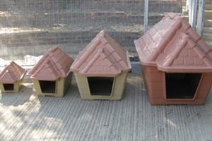Shawson Plastics supplies a wide range of plastic dog kennels