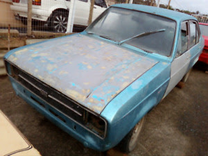 Ford escort mk2 stripping for spares
