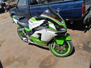 2006 Kawasaki ZRX1200